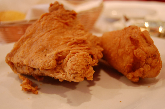 Fried Chicken - stu_spivack Flickr